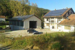 Mini solarna elektrana – Kovijaci
