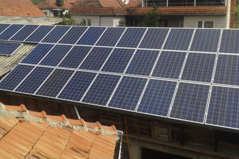 Solarna elektrana u Knjaževcu