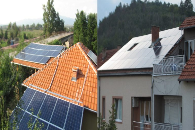 Mini solarne elektrane – Živković
