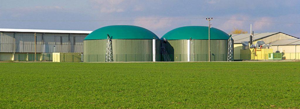 Biogas postrojenje
