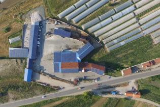 Mini solarna elektrana – Gložane