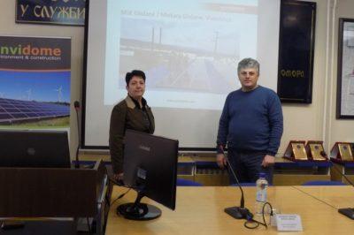 Predstavljanje u Regionalnoj privrednoj komori Leskovca