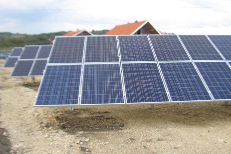 Solarna elektrana – Eurogradnja