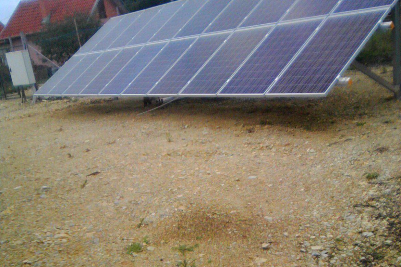 Solarna elektrana - Eurogradnja