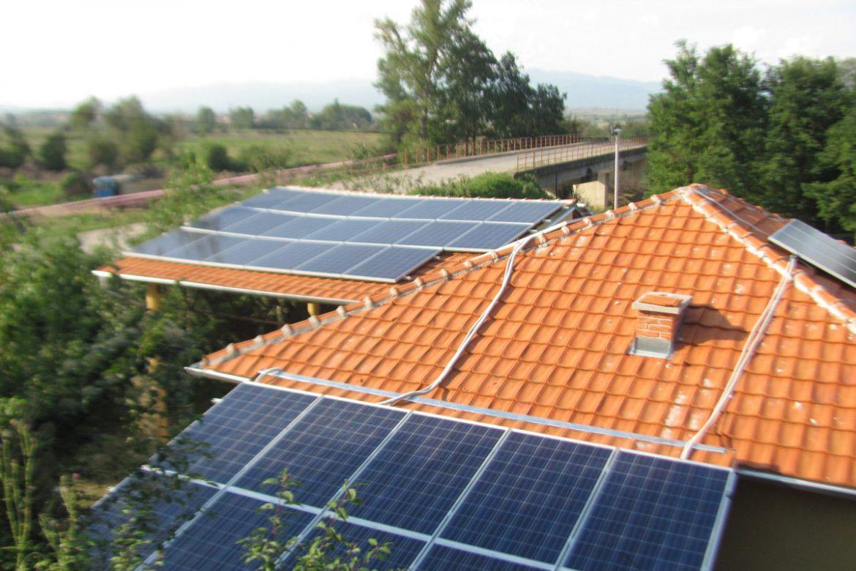 Solarna elektrana - Živković - Donja Toponica