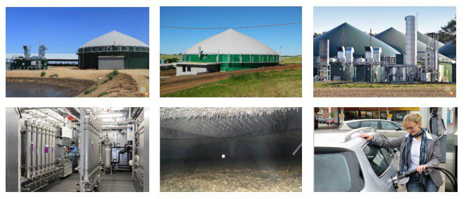 Biogas elektrane