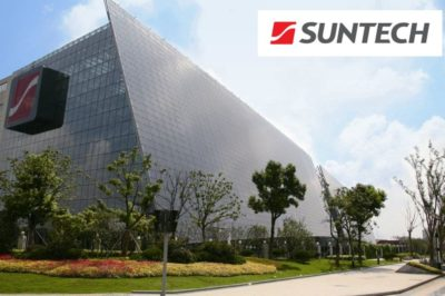 Novi partner Suntech Power