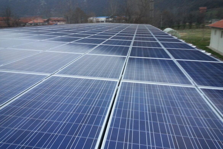 Mini solarna elektrana - Domit Leskovac