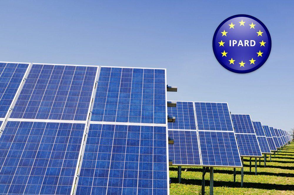 IPARD fond -solarne elektrane