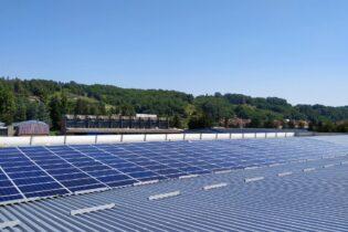 Mini solarna elektrana – Jovanović voće