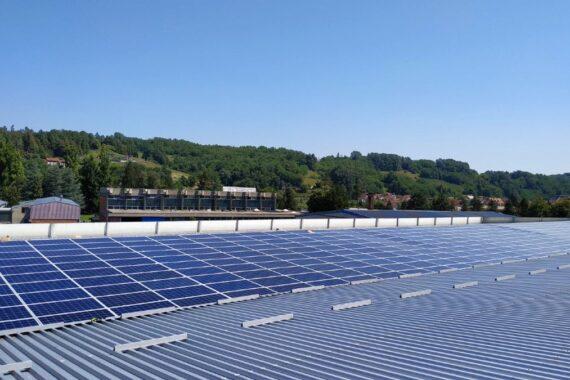 Jovanović voće - solarna elektrana u okviru IPARD programa