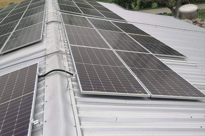 Mini solarna elektrana - ''MAJ PLUS''